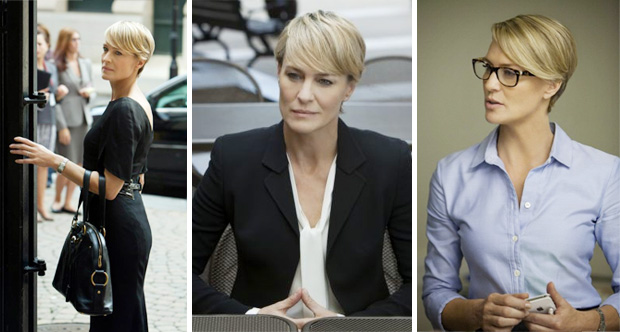 « House of Cards » : la leçon de style de Claire Underwood