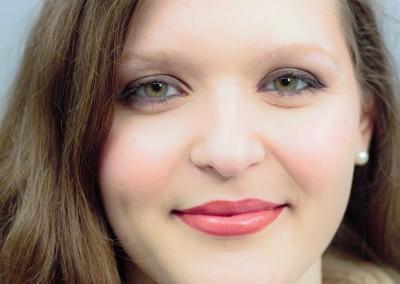 Mise en beauté du visage