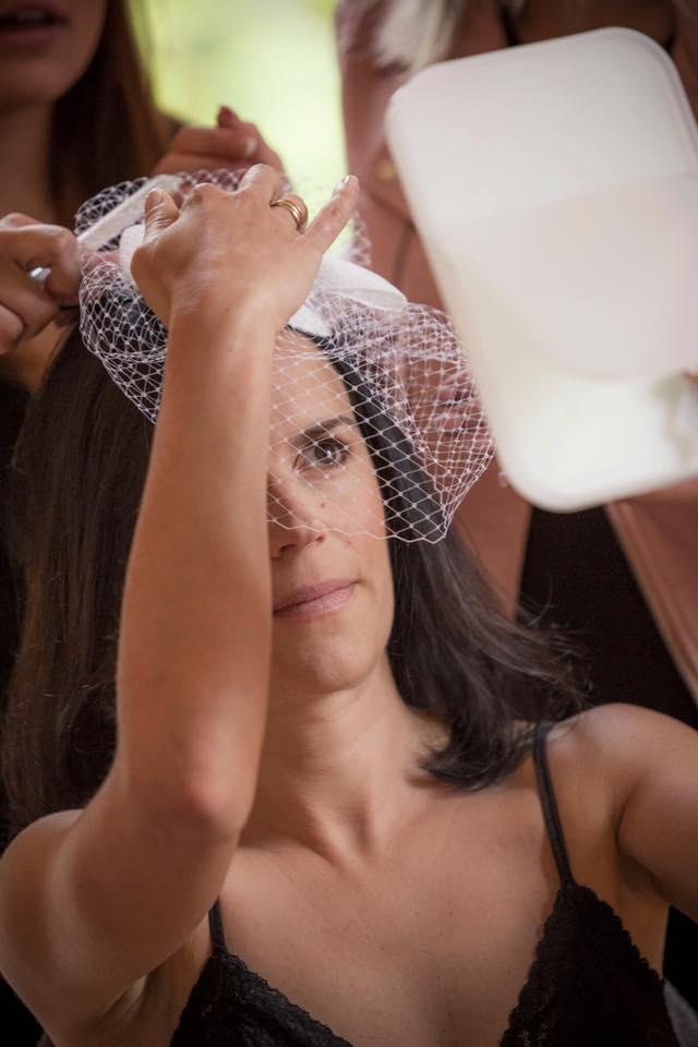 Maquillage de la mariée par J'aime TON STYLE